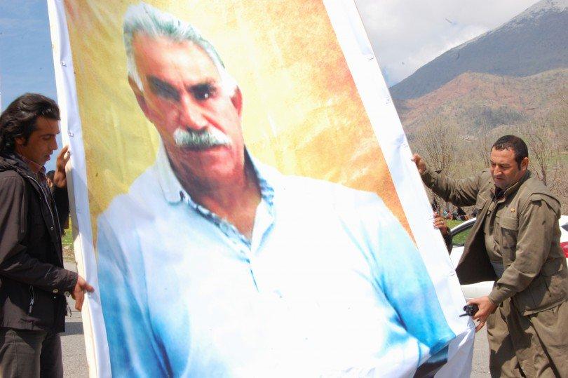 Abdullah Öcalan poster