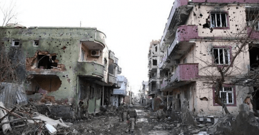 Cizre destroyed.